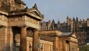 National Gallery in Edinburgh