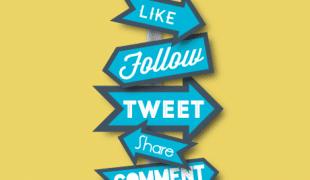 Signposts of social media terms